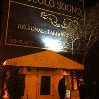 Photo taken at Piccolo Sogno by @followfrannie B. on 12/14/2012