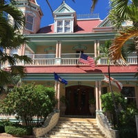 Photo taken at The Southernmost House by Ana T. on 8/21/2016