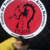 Photo taken at centro de treinamento pejor by Niltao A. on 6/26/2013
