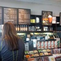 Photo taken at Starbucks by Monica I. on 9/14/2013
