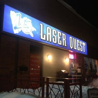 Photo taken at Laser Quest by Jess W. on 2/10/2013