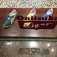 Photo taken at Onitsuka Tiger by Joseph on 4/13/2013