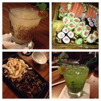 Foto tirada no(a) Mirai Japanese Cuisine por Hevelinny M. em 7/24/2013