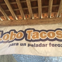 Photo taken at Lobo Tacos by Andrea R. on 1/7/2015