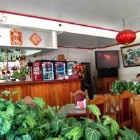 Photo taken at Restaurante El Gran Oriente by Oscar B. on 2/17/2013
