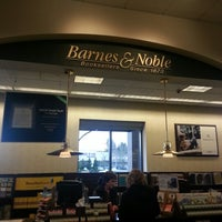 Photo taken at Barnes & Noble by David W. on 2/16/2013