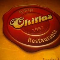 Foto tomada en El Viejo Chiflas por Saul R. el 2/24/2013