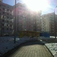 "Photo taken at Детский сад ""Лесная сказка"" by Андрей Б. on 2/25/2013"