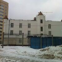 "Photo taken at Детский сад ""Лесная сказка"" by Андрей Б. on 2/18/2013"