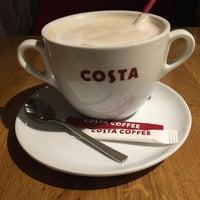 9/12/2015に♊️Юлия П.がCosta Coffeeで撮った写真