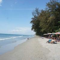 Photo taken at Mae Rumphueng Beach by Anders N. on 2/1/2013