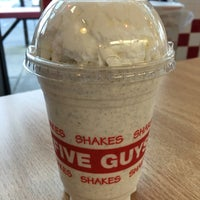 Photo taken at Five Guys by Jen K. on 1/9/2016