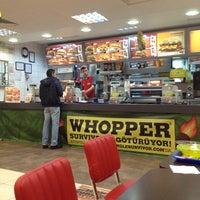 2/27/2013 tarihinde Irmziyaretçi tarafından Burger King'de çekilen fotoğraf