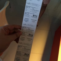 Photo taken at Cinema 3 by Belle G. on 7/12/2016