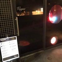 12/14/2017にMartin M.がDining Bar Vague (ヴァーグ)で撮った写真