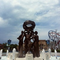 Photo taken at Universal Studios Singapore by Alvin I. on 5/5/2013