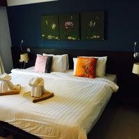 Photo taken at Buri Tara Resort by Fadh L. on 5/10/2015