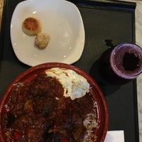 Photo taken at Comptoir Libanais by Jenna L. on 8/11/2013