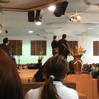 Photo taken at Iglesia Ciudad Cristiana by Roger M. on 3/17/2013
