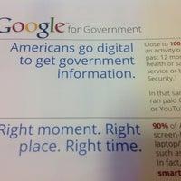 Photo taken at Google Washington DC by AIDS.gov on 2/26/2013