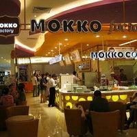 Photo taken at Mokko Factory by mimi'na K. on 5/27/2013