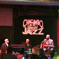 Photo taken at Andy's Jazz Club by Tugba B. on 5/29/2013