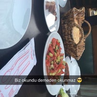 Photo taken at Mavi Sofra by Faruk Ş. on 6/16/2016