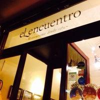 Foto tomada en Restaurante El Encuentro por Felix V. el 7/13/2015