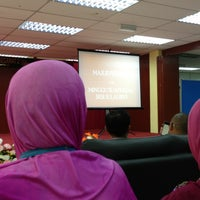 Photo taken at Dewan 1Malaysia KKS2 by Hannah K. on 6/28/2013