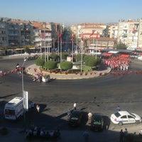 Photo taken at Akhisar Milli Egemenlik Meydanı by Akhisar B. on 9/6/2013