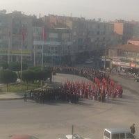 Photo taken at Akhisar Milli Egemenlik Meydanı by Akhisar B. on 2/5/2013