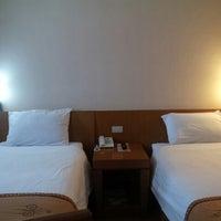 Photo taken at Patra Jakarta Hotel by Budika on 11/27/2013