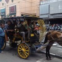 Photo taken at Gudeg Plengkung by Ovic G. on 2/23/2014