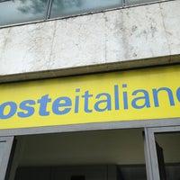 Photo taken at Poste Italiane by Angel F. on 9/20/2013