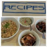 Photo taken at Recipes by Café Metro by Angelica J. on 3/23/2013