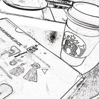 Photo taken at Starbucks by まい い. on 2/25/2013