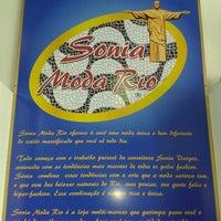 Photo taken at Sonia Moda Rio by Grace V. on 2/1/2013