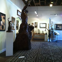 Photo taken at Quent Cordair Fine Art by Catherine F. on 7/28/2013