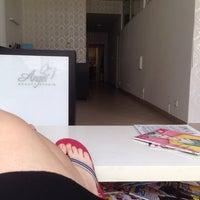 Photo taken at Angel Beauty Studio by dutkaas on 7/18/2014