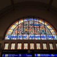 Das Foto wurde bei Bahnhof Eisenach von Florian S. am 7/30/2014 aufgenommen