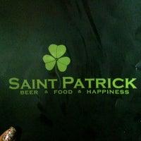 Photo taken at Saint Patrick by Jeh Keka H. on 2/7/2013