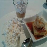 Photo taken at Sama Restaurante Café by Paloma M. on 4/16/2013