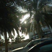 Photo taken at Holiday Inn Salmiya by worod A. on 2/17/2013