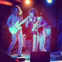 Photo taken at Mercury Lounge by Alex A. on 4/1/2013