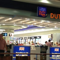 Photo taken at Duty Free by Pambos E. on 8/10/2013