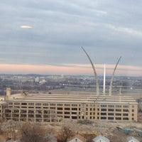 Photo taken at Sheraton Pentagon City Hotel by Kat on 3/5/2013