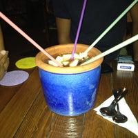8/20/2013 tarihinde özcan K.ziyaretçi tarafından Hideaway Bar & Cafe'de çekilen fotoğraf