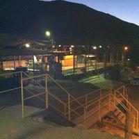 Photo taken at En La Punta Del Cerro by Mauricio V. on 2/15/2013