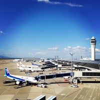 Photo taken at Chubu Centrair International Airport (NGO) by twuttan on 10/4/2012