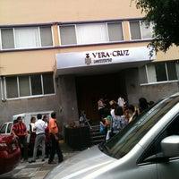 Photo taken at Instituto de la Vera-Cruz by Fernanda L. on 7/5/2013